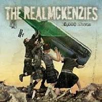 "Real McKenzies: ""10.000 shots"" (2005)"